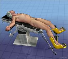 Installation-chirurgie-colique-et-rectale-au-bloc-opératoire-docteur-desantis-chirurgie-viscerale-digestive-proctologie-nice